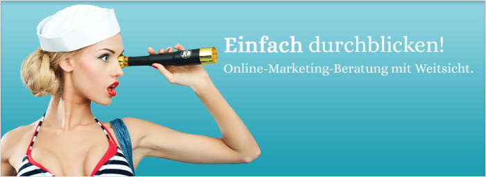 Online Marketing Beratung