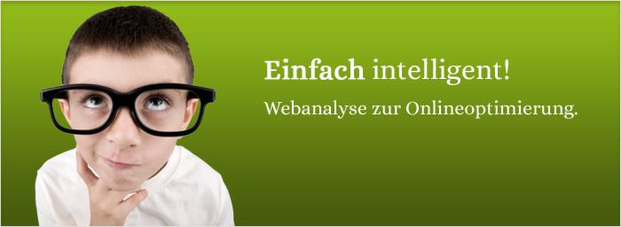 Webanalyse und Webmonitoring zur Optimierung der Webseite, der Suchmaschinenoptimierung und des Suchmaschinenmarketings