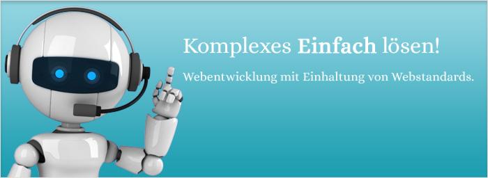 Webentwicklung für datenbankgestützte Webanwendungen sowie Desktop-Anwendungen in HTML, Java, Flash, PHP, Ajax und mehr