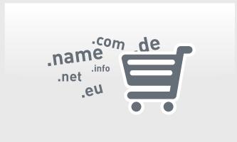Domain-Bestellung